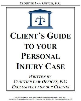 Personal injury client guide